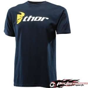 THOR LOUD N PROUD NAVY BLUE 2X LARGE/2XL TEE/T SHIRT