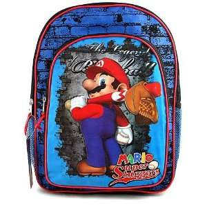 Super Mario Bros. Full Sized Backpack  Toys & Games