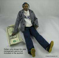 SNOOP DOGG DOLL LITTLE JUNIOR COLLECTIBLE ACTION FIGURE BENDABLE VITAL