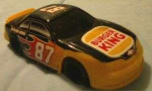 BURGER KING CARTOON NETWORK 1997 WACKY RACING CAR TOY