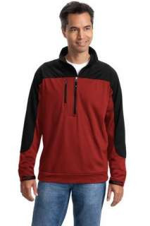 Port Authority All Season Soft Shel 1/2 Zip Jacket J724
