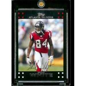 Topps Football # 118 Roddy White   Atlanta Falcons   NFL Trading Cards