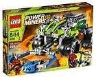 Lego Power Miners 8190 Claw Catcher   NEW   Sealed
