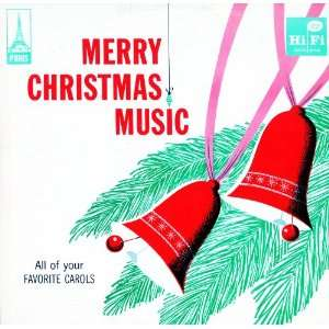 Merry Christmas Music. Paris International Records