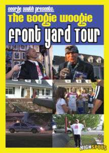George South Front Yard Wrestling Tour DVD, NWA WWF WCW |