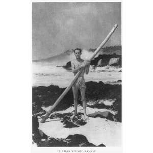 Ramsay,swimming mail man of the South Seas,c1933,Tin Can Island