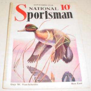 11/1934 National Sportsman Magazine