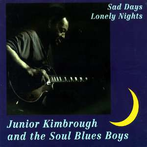 Sad Days Lonely Nights (Digi Pak), Junior Kimbrough: Blues