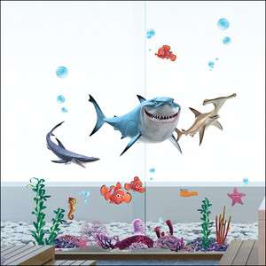 KIDS ROOM Adhesive Removable Wall Decor Accents Stickers Decals