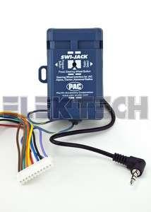 PAC SWI JACK STEERING WHEEL CONTROL 4 KENWOOD DNX 7100