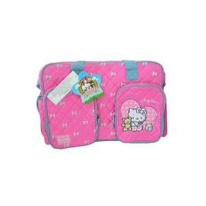 Large Sanrio Hello Kitty Diaper Bag