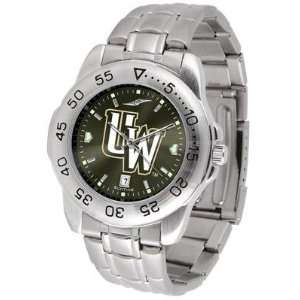 Wyoming Cowboy Joe  University Of Sport Steel Band Ano chrome   Mens