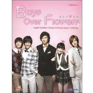 Boys Over Flowers, Vol. 1 (Korean) (Widescreen) TV Shows