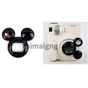 Fujifilm Instax Mini 7S Close up Lens Self Mirror Black