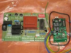 Viper AC Slide Gate Controller W/Auxiliary Board