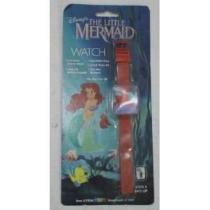 Disney the Little Mermaid Sebastian Watch