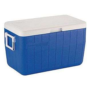 48 Quart Cooler  Coleman Fitness & Sports Camping & Hiking Coolers