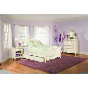 Bedroom Furniture Queen Size Cherry Wood Bedroom Sleigh Bedroom