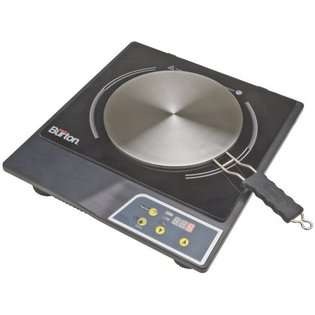 Max Burton 6015 Portable Induction Cooktop Stove and Interface Disk