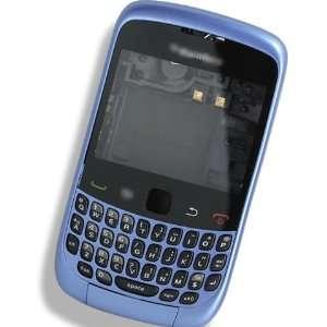 Back Door+LCD Display Screen Lens+QWERTY Keyboard Keypad+Earpiece
