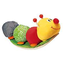 Rocking Caterpillar Ride On Plush Rocker   Wonderworld   Toys R Us