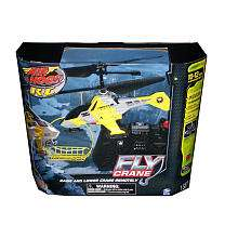 Radio Control Fly Crane Helicopter   Yellow   Spin Master