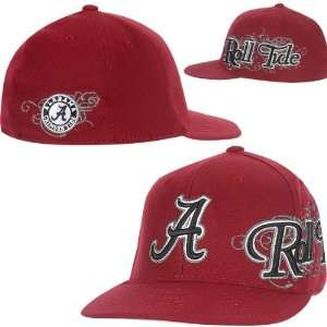 World Alabama Crimson Tide Brigade Team Color Hat One Size Fits All