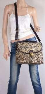 New Fashion Leopard Print Cross Body Shoulder Bag Handbag #B051