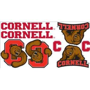 NCAA Cornell Big Red Skinit Car Decals  Sports & Outdoors