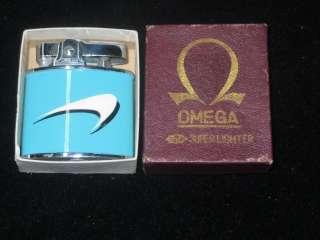 Omega Super Lighter With Box Japan
