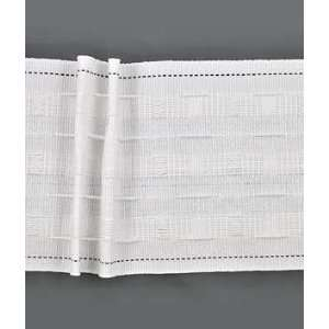 4 Pencil Pleat Shirring Tape Fabric: Arts, Crafts