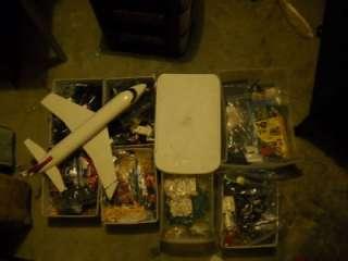 Lego Lot  40 LBS  Airplane/StarWars/SpiderMan/Batman