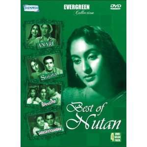 Classic Hindi Films / Bollywood Movies / Indian Cinema in 4 DVD pack