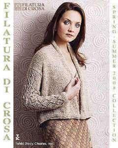Filatura di Crosa Knitting Patterns Spring Summer 2008
