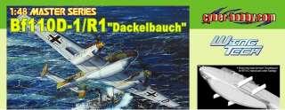 DML/DRAGON 1/48◆★ 5556 Bf 110D 1/R1 Dackelbauch ◆★