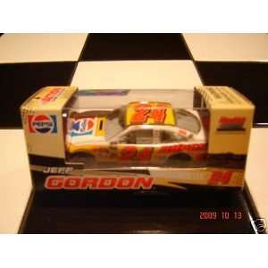 Pepsi Dupont Chevy Impala SS COT 1/64 Scale Action Racing Collectables