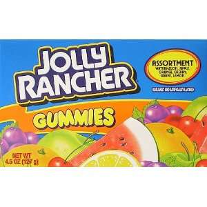 Jolly Rancher Gummi Theater Box 12 Count  Grocery