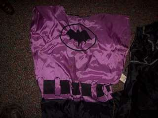 batman super bat complete costume medium 1960s mip