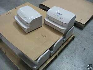 OLIVETTI PR2E PRINTER DUAL SERIAL USB 100 120V GREY