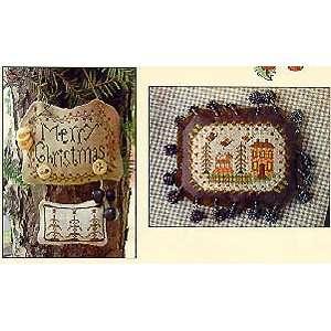 Berries & Pins   Cross Stitch Pattern Arts, Crafts & Sewing