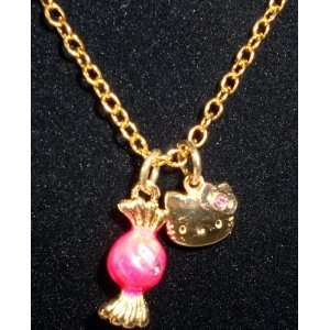 Hello Kitty Necklace   Candy Toys & Games