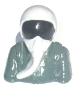 JET JOCKEY RC JET AIRPLANE PILOT FIGURE FOR YOUR EDF
