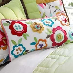 PBteen Darlington Felt Lumbar Pillow Cover:  Home & Kitchen