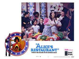 Alices Restaurant, 1969 Giclee Print at AllPosters