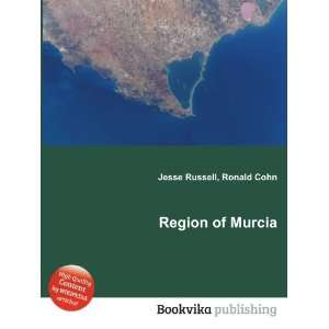 Region of Murcia Ronald Cohn Jesse Russell Books