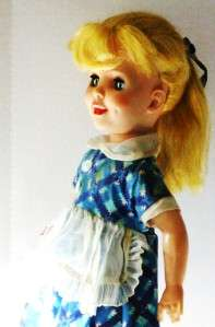 Old Miss Sunbeam Vinyl Delux Reading Doll