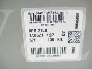 PRADA SPR 27L 27LS Polarized Black SPR27L 1AB 5Z1