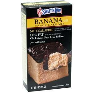 DE CAKE MIX BANANA 8OZ BERNARD FOOD INDUSTRIES