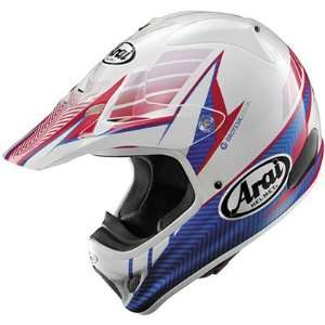Arai VX Pro III Motorcycle Helmet   Motion Blue Medium