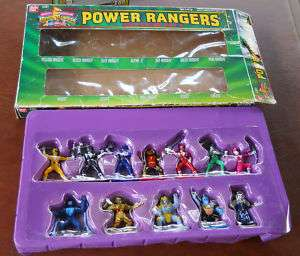 Mighty Morphin Power Rangers PVC Action Figure Ban Dai